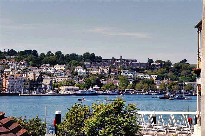 Slipway House is located in Dartmouth Kin