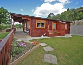 Details about a cottage Holiday at White Springs - Oak Lodge
